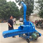 大中小型自动进料铡草机 柴油机干草揉丝机