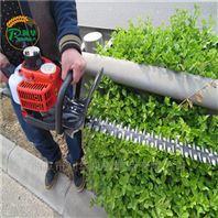 金银花修剪汽油绿篱机 灌木丛双面修剪机
