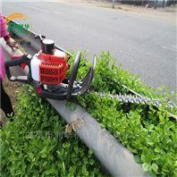 低耗能单韧修剪绿篱机 花圃灌木丛剪枝机