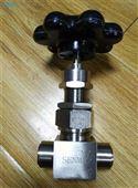 316NB-GM6高温高压截止阀