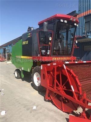 4ZZ-300新疆全自动打瓜联合收获机