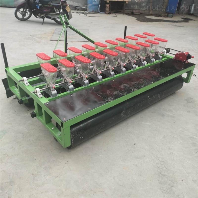 焦作蔬菜播种机 胡萝卜垄上种植机