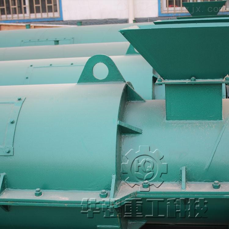 华强生产线设备新型有机肥造粒机防腐耐磨