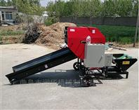 青饲料牧草保鲜打捆机 自动化稻草打包机