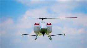 高工效农机农药喷洒无人直升机