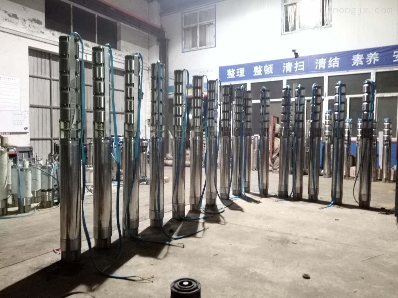 不锈钢铸铁深井泵供应商家天津雨辰泵业