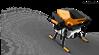 汉和金星二号植保无人机农用机