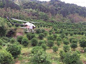 CD-15汉和农药喷洒无人直升机价格
