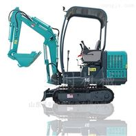 16型履带式迷你小挖机厂家 农用小型挖掘机