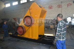 荆州双级粉碎机技术原理并不复杂pgy539