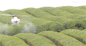 汉和农药喷洒无人机生产商植保无人机