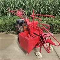 玉米秸秆还田机 手扶式单行玉米收获机价格