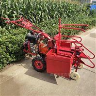 多功能玉米收获机 单行苞米收割机价格