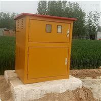 河南农田灌溉钢制井堡,质量上乘