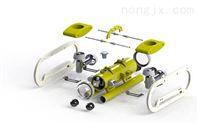 飞鱼号微型水下机器人