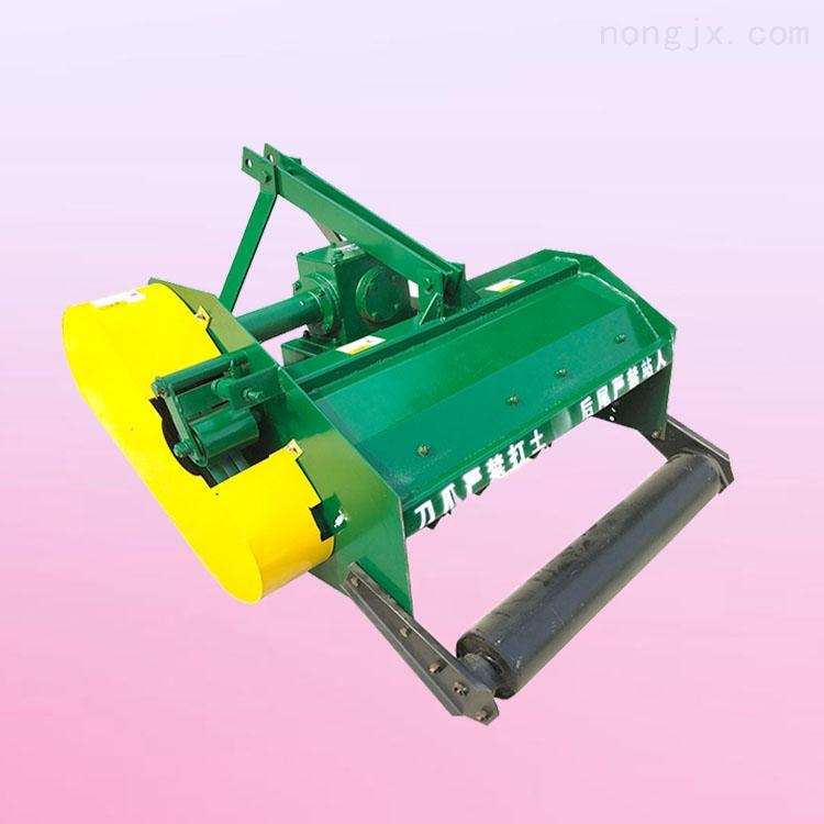 大型秸秆收割还田机 稻草粉碎机