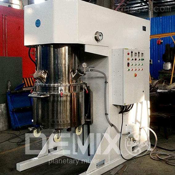 DEMIX60L液体硅胶双行星搅拌机