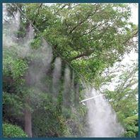 深圳洪湖公园景观喷雾造景