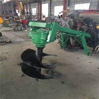 绿化植树挖坑机