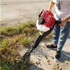 提高树苗成活率挖树机 锯齿式果苗移树机