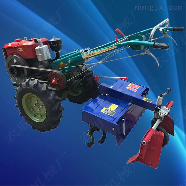 手扶式拖拉机旋耕机 10马力小型家用旋耕机