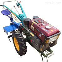 南京18匹手扶拖拉機帶旋耕機