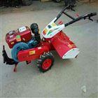 四驱柴油10马力手扶式小型旋耕机