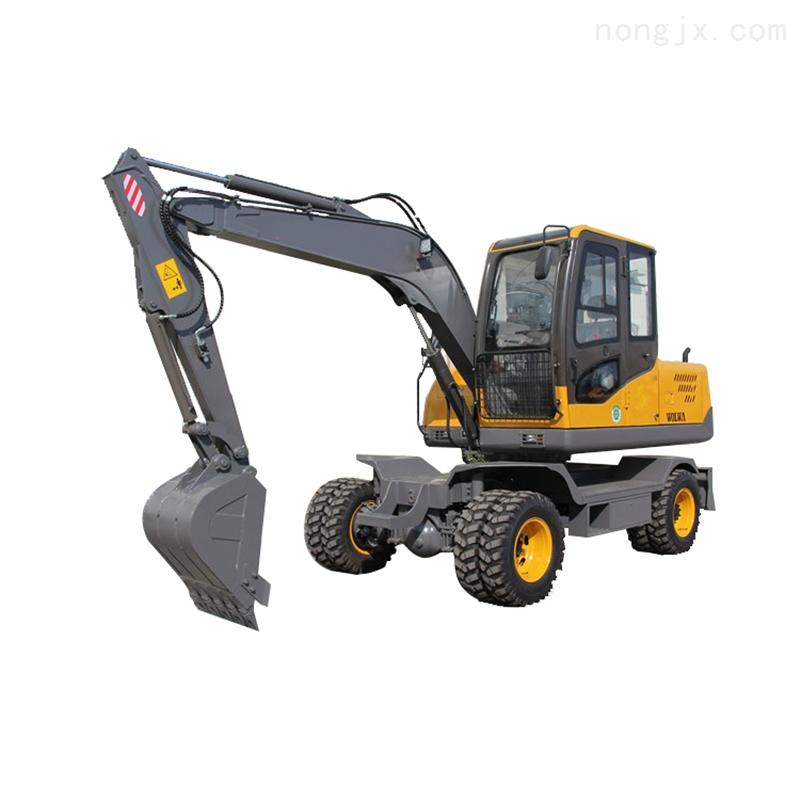 DLS880-9A轮式挖掘机