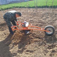 SL WKJ手推式植树打眼挖坑机