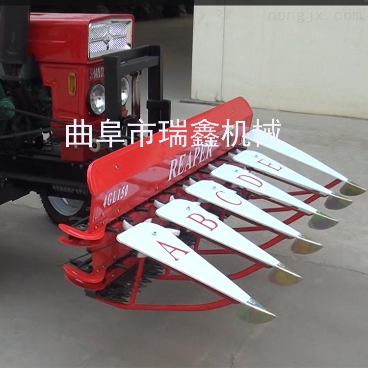 多功能柴油動力蘆葦收割機