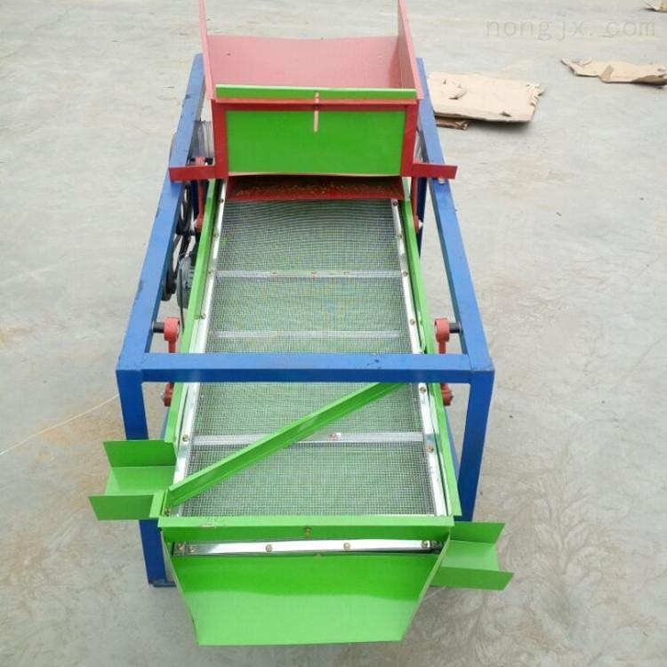 中型小麦玉米除杂清选机多功能玉米筛选机