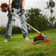 汽油背负式割草机使用技术要点