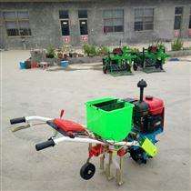 汽油施肥播种机花生大豆种植机