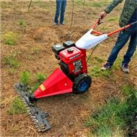手推四冲程汽油割草机 园林草坪小型锄草机