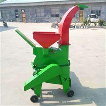 自动进料玉米杆铡段机 青贮玉米破碎机