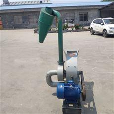 SL FSJ柴油电启动秸秆粉碎机羊饲料专用粉草机