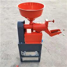 东北家用电小型水稻碾米机去皮磨米机