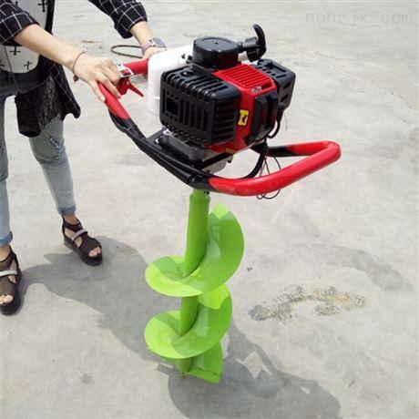 多功能挖坑机 果园施肥种植机冰钓钻打洞机