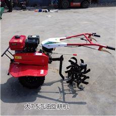 SL WGJ2020新款汽油手扶耕地机大马力柴油开沟机