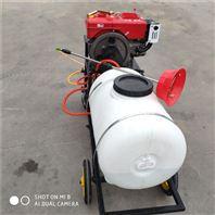 手推式汽油高压农用打农药机器喷药机