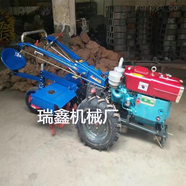 多功能柴油松土機