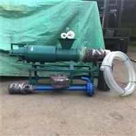土豆渣脱水干湿分离机 批发猪粪处理脱水机