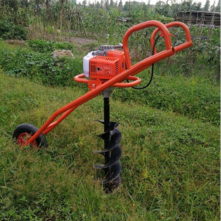便携式山地植树打坑机 种树挖窝机