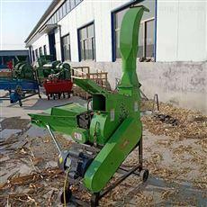 SL ZCJ干湿两用铡草机小型养牛户专用切草揉搓机