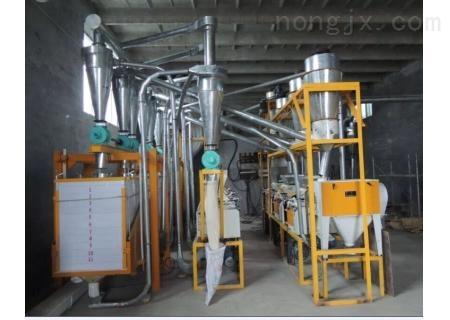 6FTDP-26中型面粉加工设备