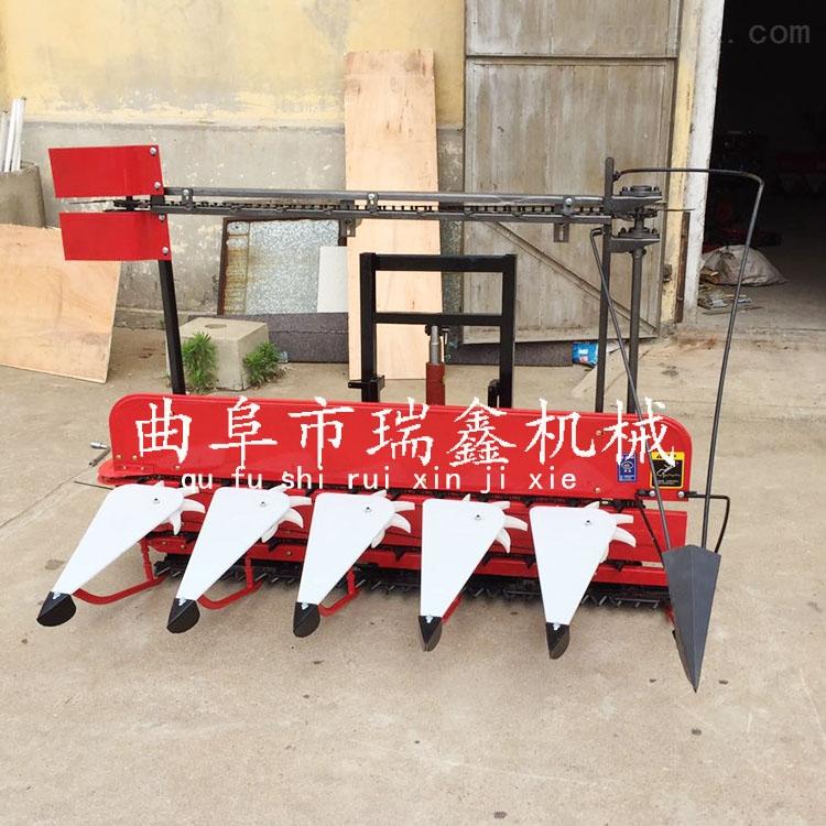 河南紫蘇中草藥收割機