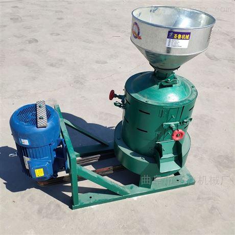 小型玉米去皮磨面制糁机
