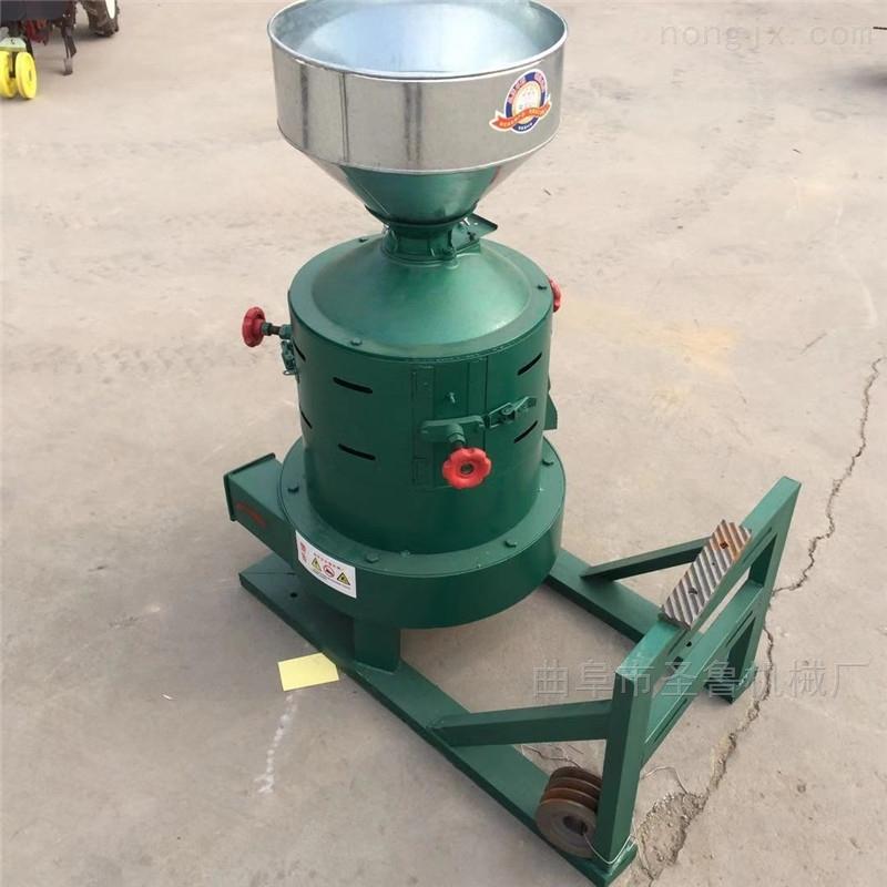 SL NMJ-陕西农用小型高粱脱皮碾米机