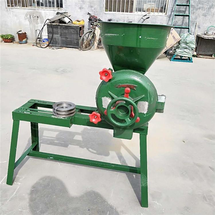 FQJX-125-卧式电动小麦面粉机