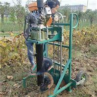 绿化造林挖洞机 新型植树打窝机批发价
